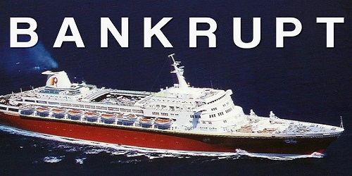 COVID-19 Cruise Line Bankruptcies