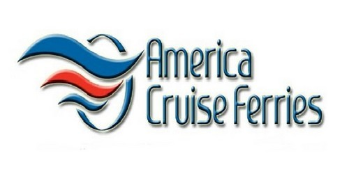 America Cruise Ferries' Logo