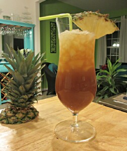 Agave Pineapple Tea - Carnival Cruise Lines