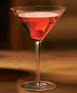 Caribbean Manhattan Recipe - Carnival Cruise Lines