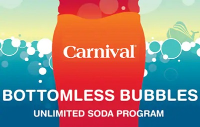 Carnival Bottomless Bubbles - Unlimited Soda
