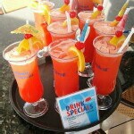 Carnival 'Drinks Of The Day'