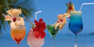 Carnival 'Tropical Drinks'