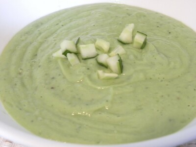 Avocado Soup (chilled) - Carnival Cruise Lines