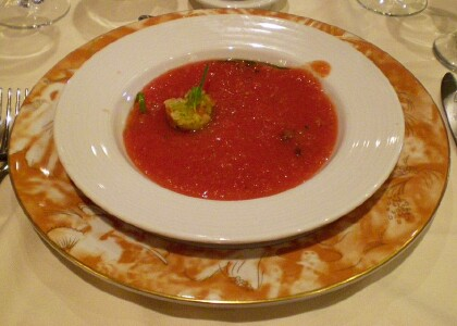 Gazpacho Andalouse Recipe - Carnival Cruise Lines