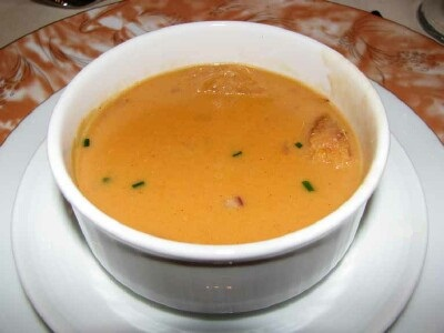 Lobster Bisque Recipe - Carnival Cruise Lines