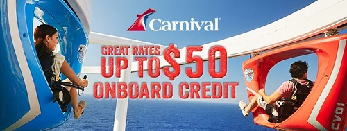 Carnival - Future Cruise Vacation Program