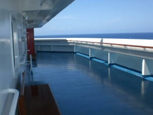 Carnival Cruise Lines - Secret Decks