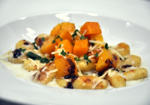 Brown Butter Gnocchi With Roasted Squash Recipe - Holland America Line