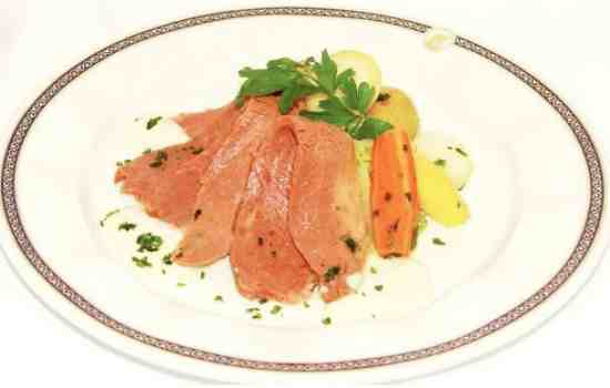 Corned Beef and Cabbage Recipe - Holland America Line