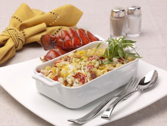 Lobster Macaroni Recipe - Holland America Line