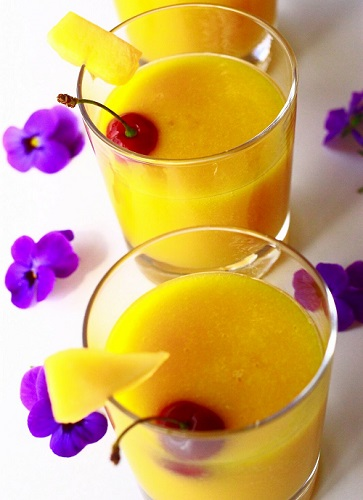 Mango Cooler Recipe - Royal Caribbean International