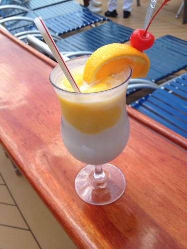 Mango Tango - Royal Caribbean International