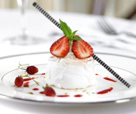 Pavlova Recipe - Royal Caribbean International