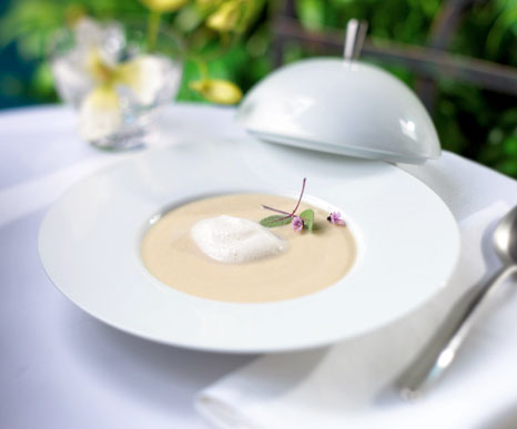 Sunchoke Soup Recipe - Royal Caribbean International