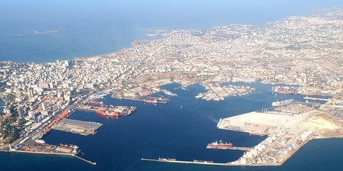 Port of Dakar, Senegal