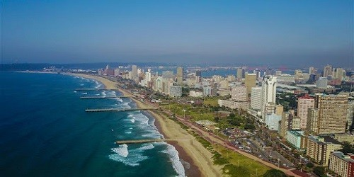 Port of Durban, South Africa