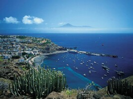 Port of La Gomera, Canary Islands