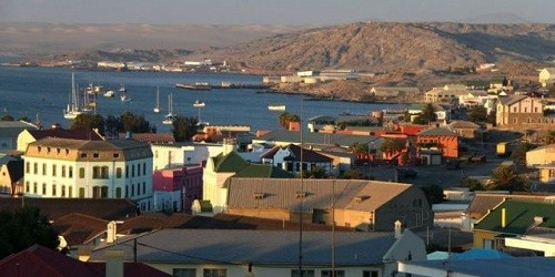 Port of Luderitz, Namibia