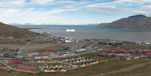 Port of Longyearbyen, Norway