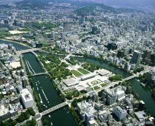 Port of Hiroshima, Japan