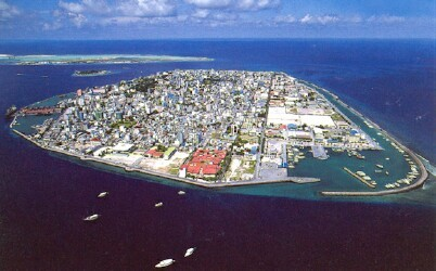 Port of Malé, Maldives