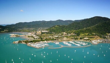 Port of Airlie Beach, Queensland