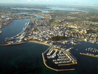 Port of Perth (Fremantle), Western Australia
