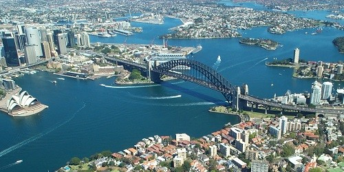 Port of Sydney, New South Wales