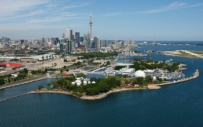 Port of Toronto, Ontario, Canada