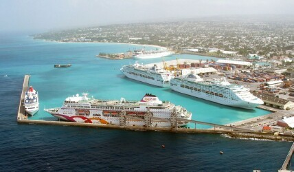 Port of Bridgetown, Barbados