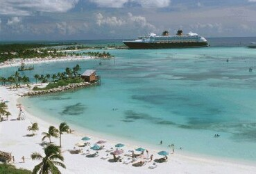 Port of Castaway Cay, Bahamas