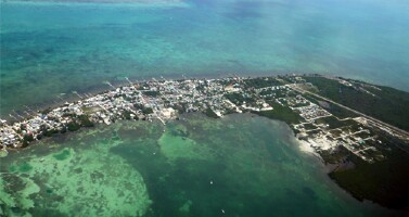 Port of Caye Caulker, Belize
