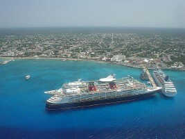 Port of Cozumel, Mexico