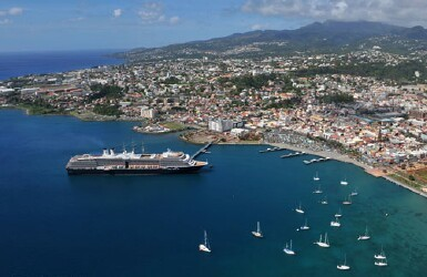 Port of Fort-de-France, Martinique