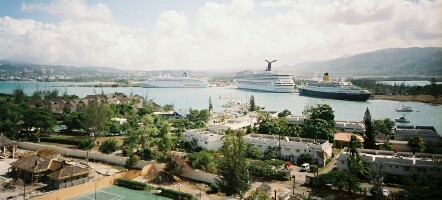 Port of Montego Bay, Jamaica