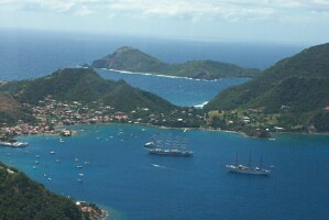 Port of Pointe-a-Pitre, Guadeloupe