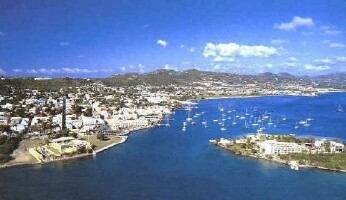 Port of St. Croix, U.S. Virgin Islands