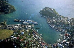 Port of St. Georges, Grenada