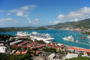 Port of St. Thomas, U.S. Virgin Islands