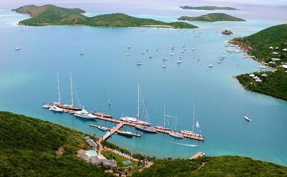 Port of Virgin Gorda, British Virgin Islands