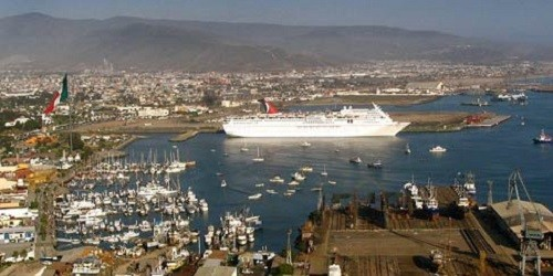Port of Ensenada, Mexico