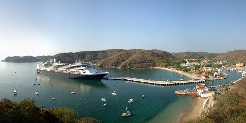 Port of Huatulco, Mexico