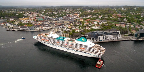 Port of Arendal, Norway