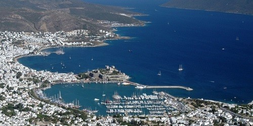 Port of Bodrum, Turkey