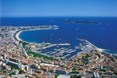 Port of Cannes, France