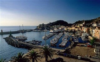 Port of Giglio, Italy