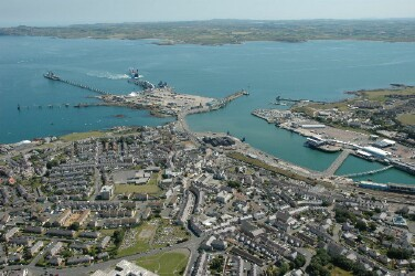 Port of Holyhead, Wales