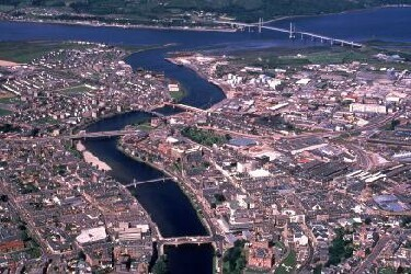 Port of Inverness, Scotland