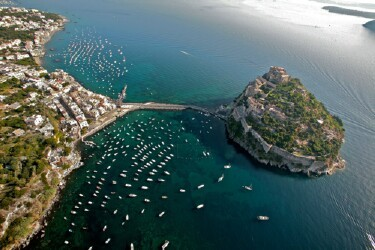Port of Ischia, Italy